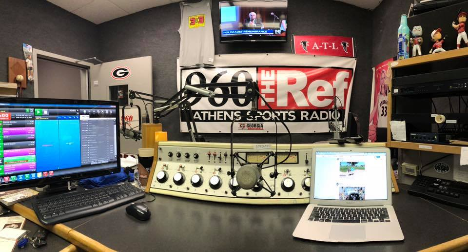 Athens Sports Radio 960 The Ref | www 960theref com
