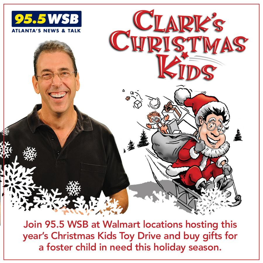 Christmas Kids begins today – 95.5 WSB