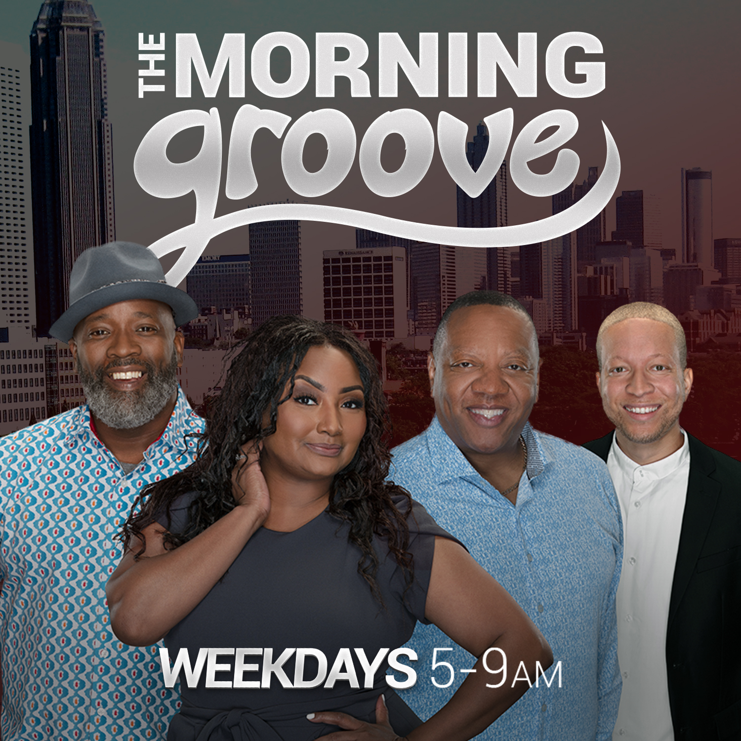 KISS 104.1's The Morning Groove On-Demand