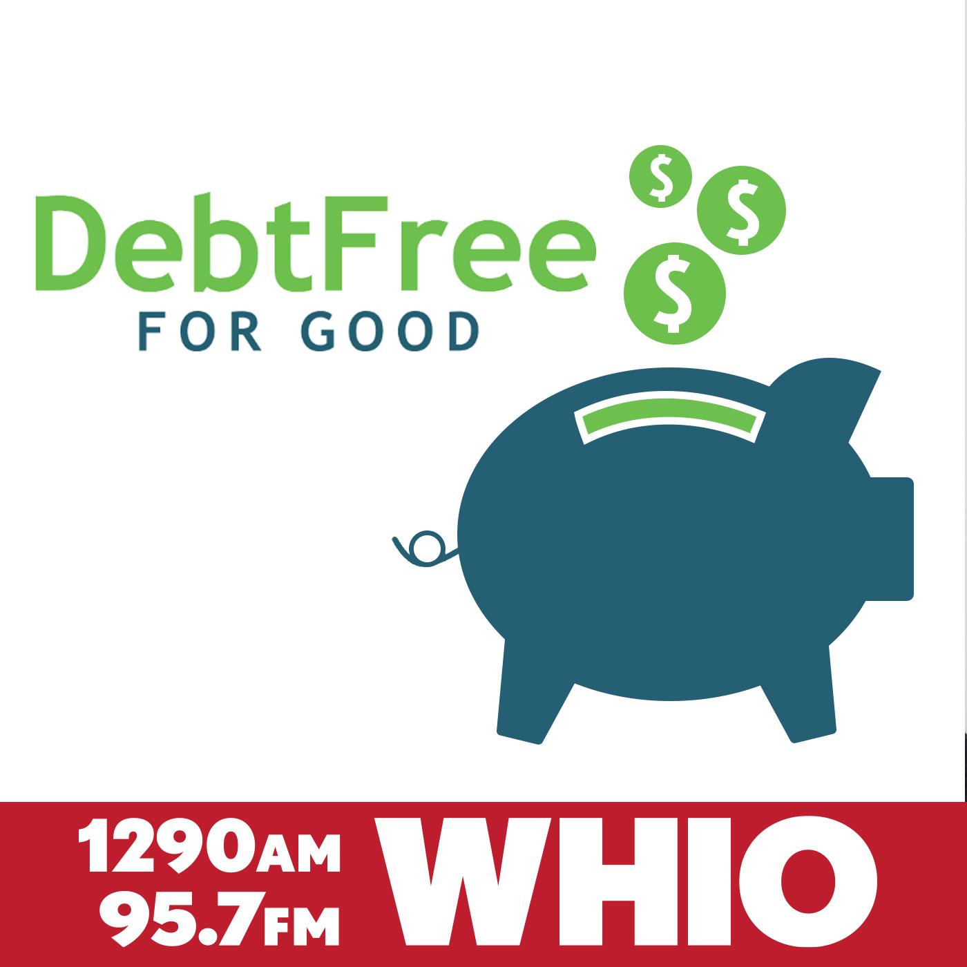 Debt Free For Good