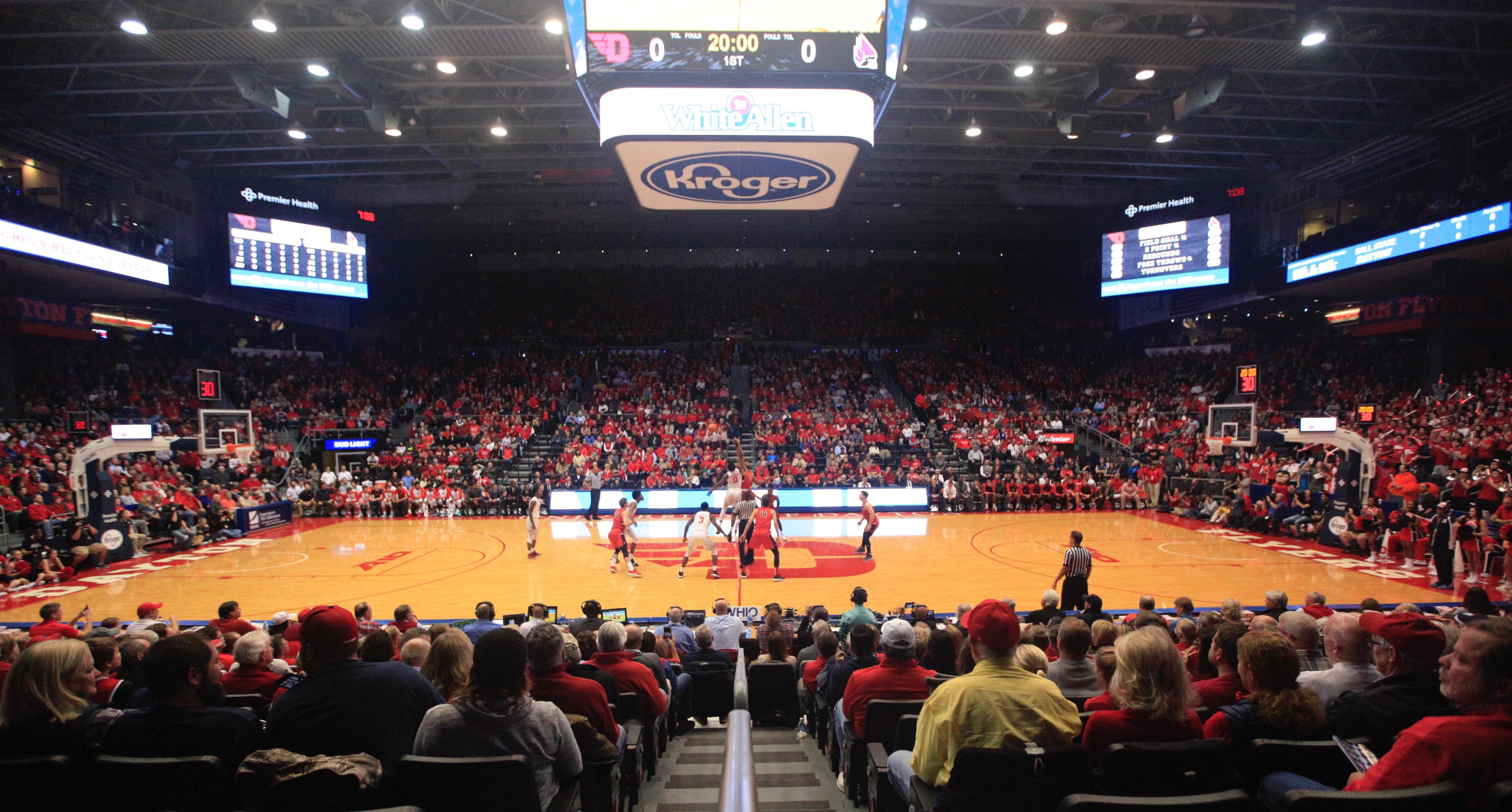 Dayton vs. St. Bonaventure