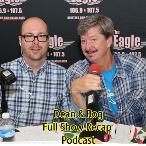Dean & Rog Full Show Recap
