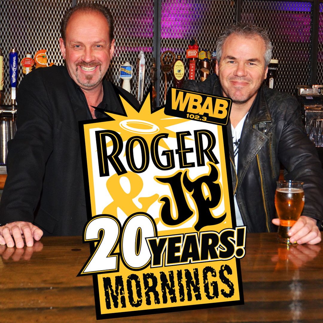 "Roger & JP's ""We're Not Getting Paid For This"" Podcast"