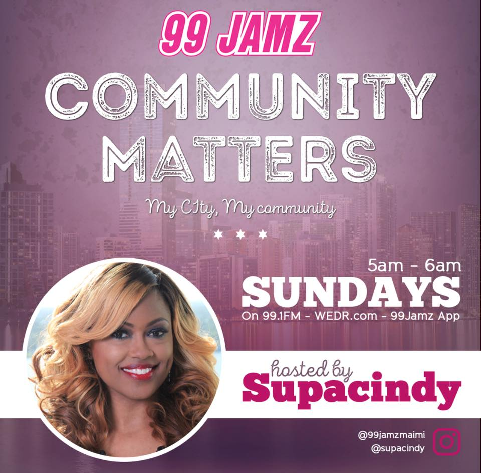 Community Matters with Supa Cindy