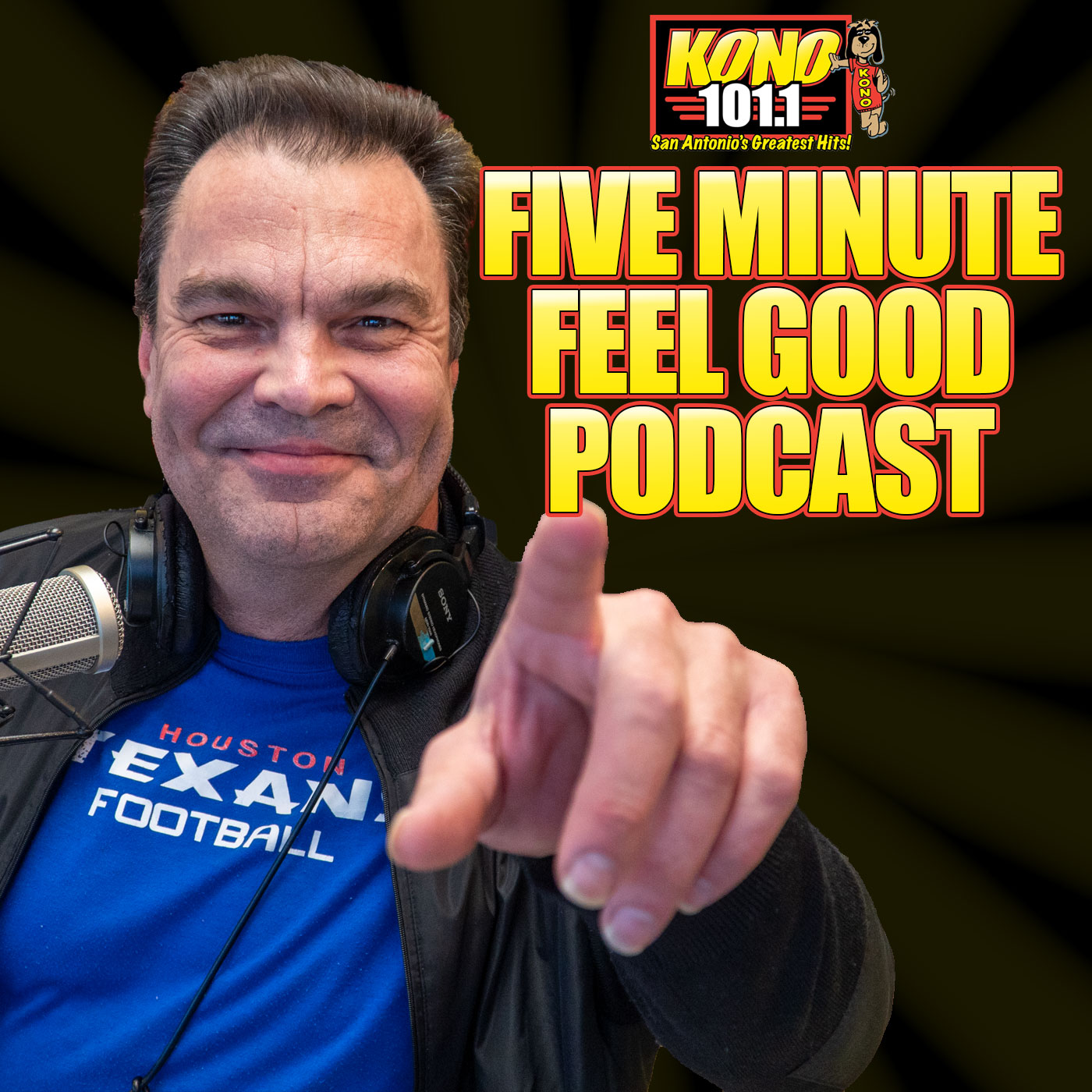 Five Minute Feel Good Podcast