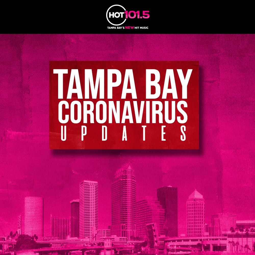 HOT 101.5: Tampa Bay Coronavirus Updates