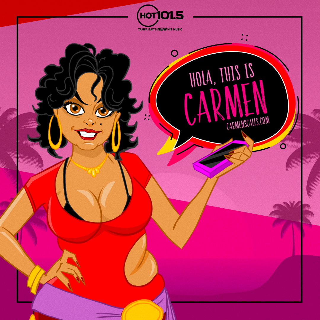 Carmen Calls