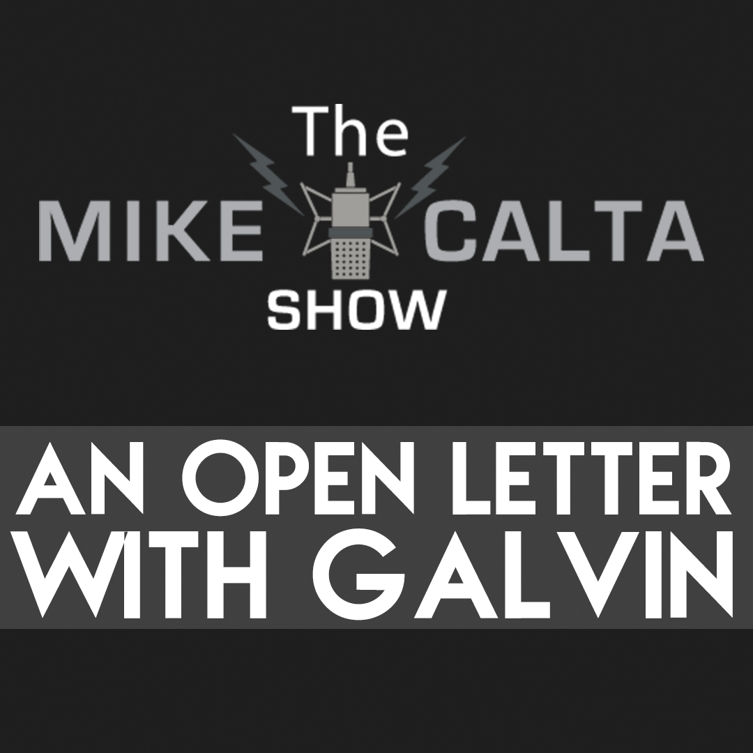 An Open Letter with Galvin