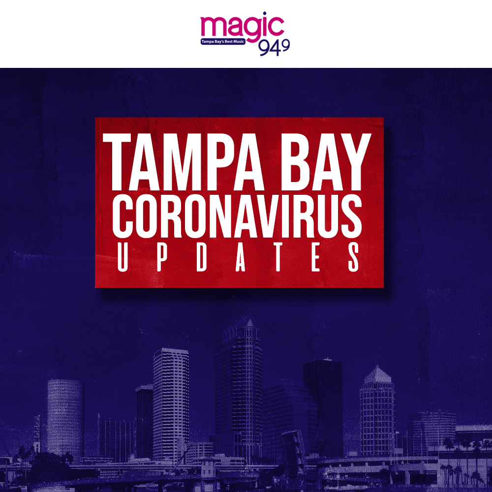 Magic 94.9: Tampa Bay Coronavirus Updates