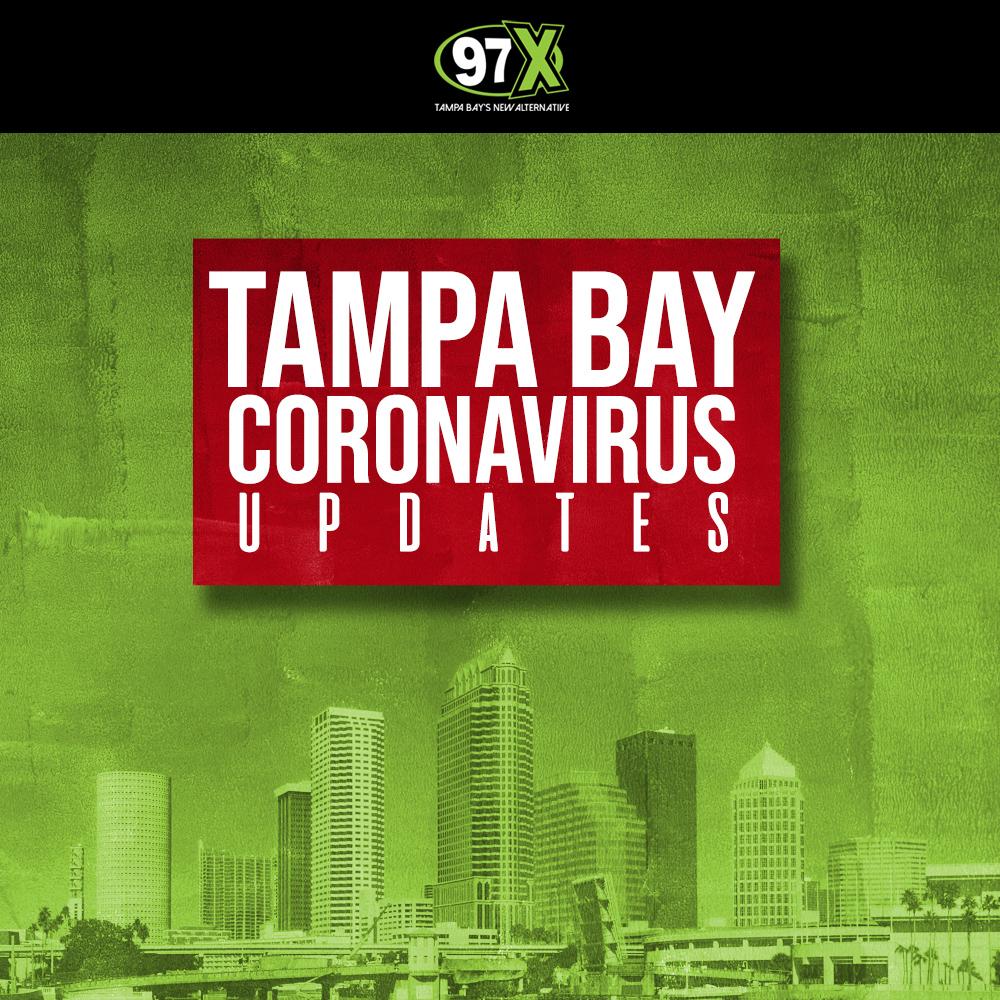 97X: Tampa Bay Coronavirus Updates