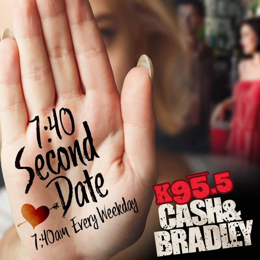 CASH AND BRADLEY'S SECOND DATE
