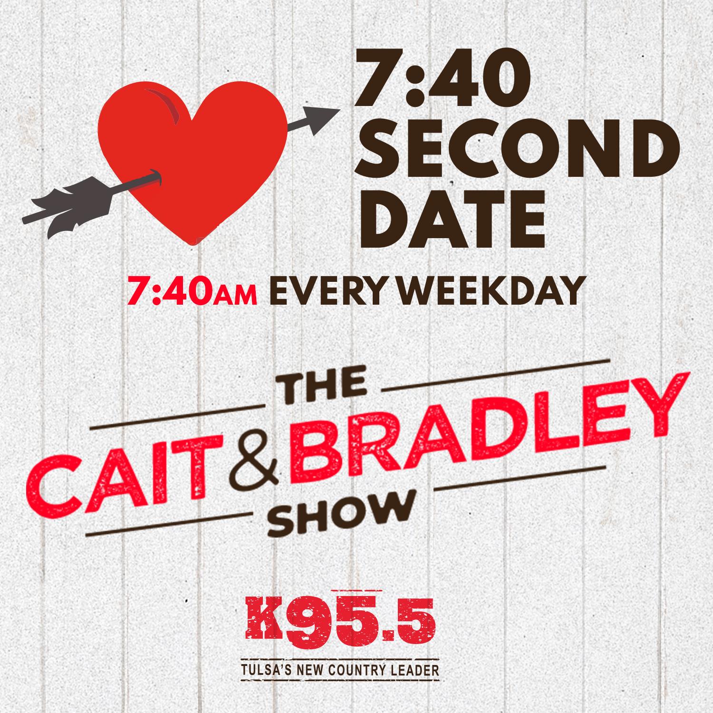Cait & Bradley's Second Date