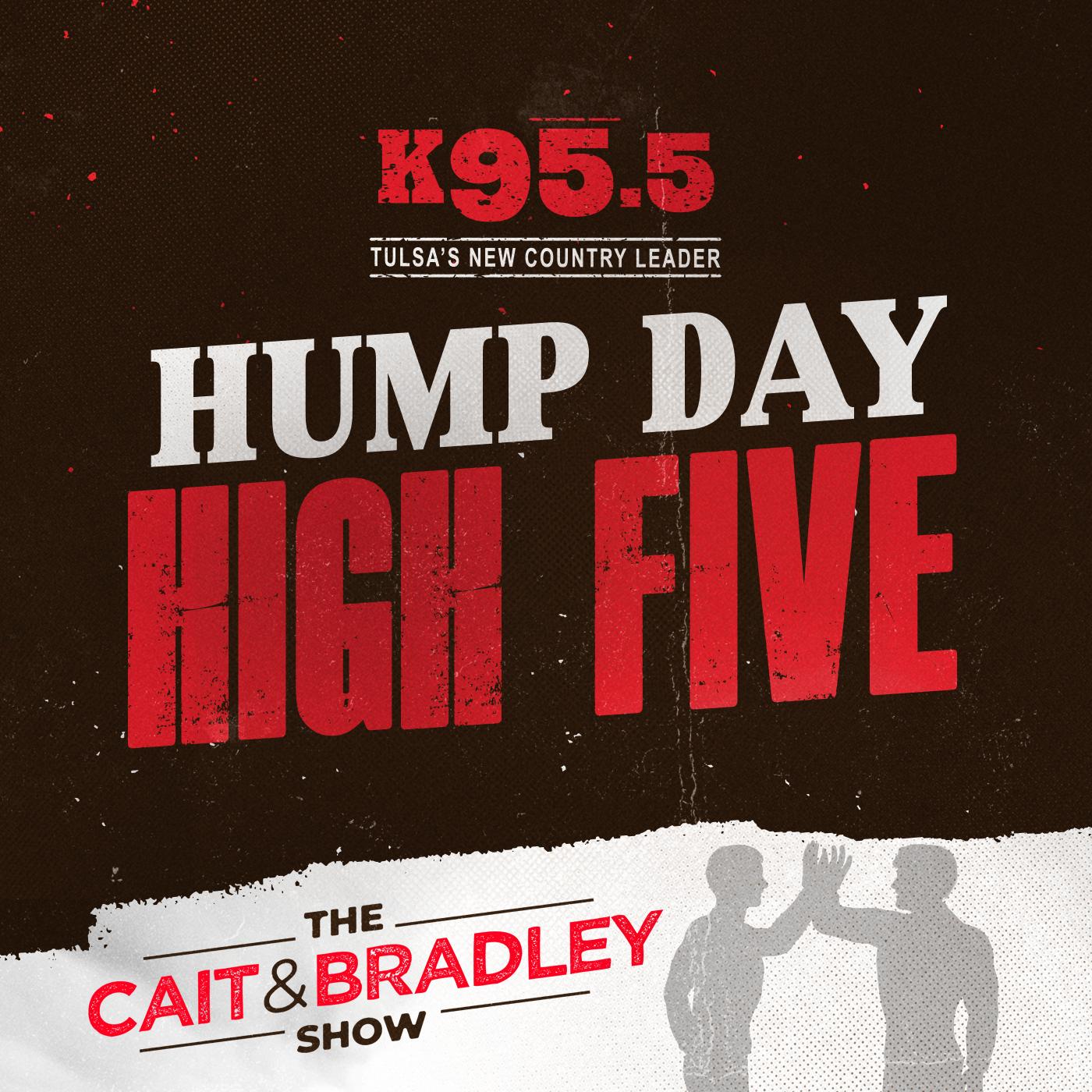 Hump Day High Five